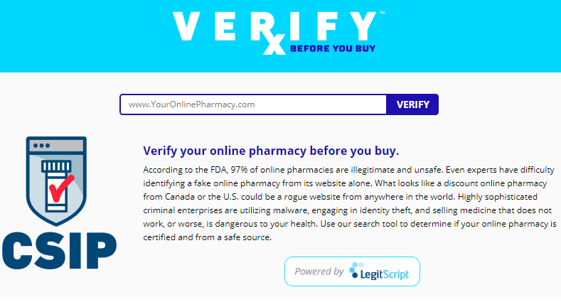 Verify Before You Buy