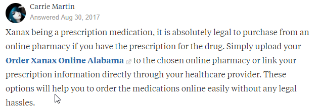 Buying Anxiety Meds Online