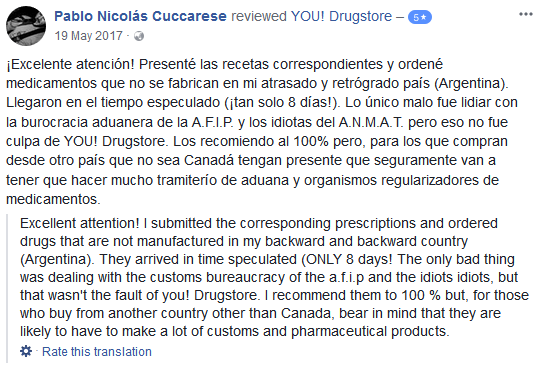 You Drugstore Review