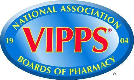 Photo of VIPPS accreditation seal