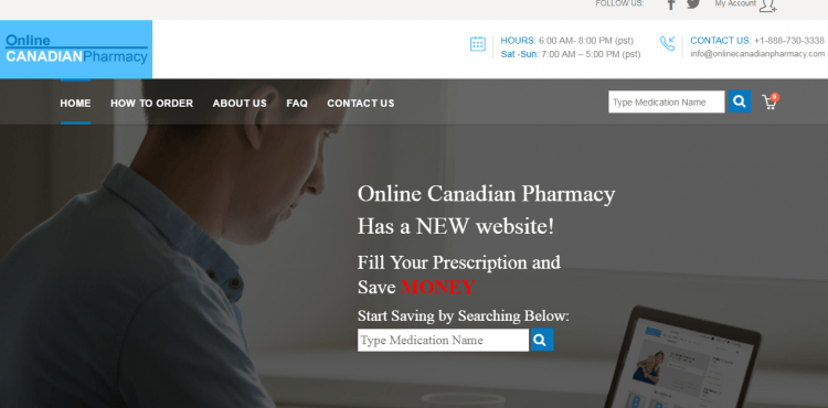 Onlinecanadianpharmacy